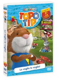 Topo Tip. Stagione 1. Volume 5, Lo voglio lo voglio!