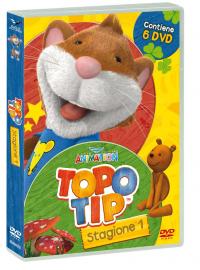 Topo Tip [Videoregistrazione] : stagione 1 / regia di Andrea Bozzetto
