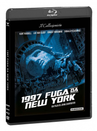 1997: Fuga Da New York (Dvd+Blu-Ray)