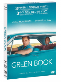 Green book [Videoregistrazione] / directed by Peter Farrelly ; written by Nick Vallelonga & Brian Currie & Peter Farrelly ; music by Kris Bowers