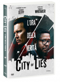 City of lies [VIDEOREGISTRAZIONE]