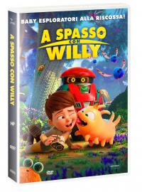 A spasso con Willy [VIDEOREGISTRAZIONE]