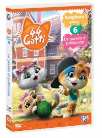 44 gatti. Stagione 1. Volume 6, La partita di pallacoda
