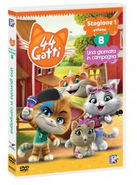 44 gatti. Stagione 1. Volume 8, Una giornata in campagna