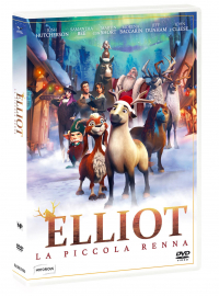 Elliot la piccola renna