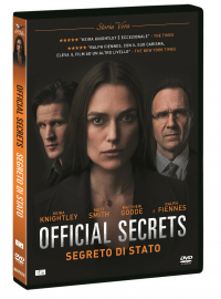 Official secrets [VIDEOREGISTRAZIONE]