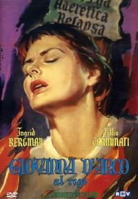 Giovanna d'Arco al rogo [DVD] / un film di Roberto Rossellini