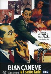 Biancaneve e i sette ladri [DVD]