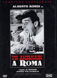 Un americano a Roma [DVD]