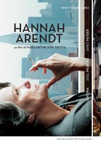 Hannah Arendt [VIDEOREGISTRAZIONE]