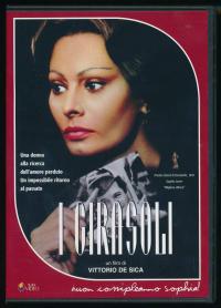 I girasoli [DVD] / un film di Vittorio De Sica ; soggetto e sceneggiatura di Cesare Zavattini e Tonino Guerra