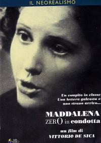 Maddalena zero in condotta [DVD] / un film di Vittorio De Sica ; tratto da una commedia teatrale dell'autore ungherese Lasko Kadar