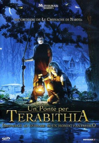 Un ponte per Terabithia [DVD] / [con] Josh Hutcherson, Anna Sophia Robb ... [et al.] ; based on the book by Katherine Paterson ; screenplay by Jeff Stockwell, David Paterson ; directed by Gabor Csupo