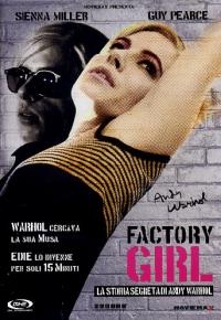 Factory girl [VIDEOREGISTRAZIONE]