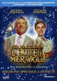Mr. Magorium e la bottega delle meraviglie / scritto e diretto da Zach Helm ; musiche Alexandre Desplat & Aaron Zigman