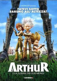 Arthur e la guerra dei due mondi [VIDEOREGISTRAZIONE]