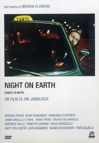Night on earth [DVD] : Taxisti di notte / un film di Jim Jarmusch ; musica di Tom Waits