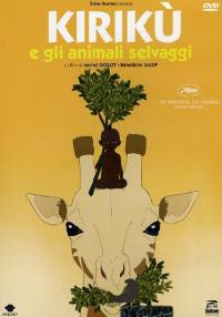 Kiriku e gli animali selvaggi [DVD]