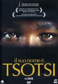 Il suo nome è Tsotsi [VIDEOREGISTRAZIONE]