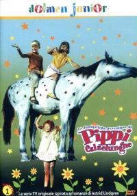 Le fantastiche avventure di Pippi Calzelunghe [DVD] / la serie TV originale ispirata ai romanzi di Astrid Lindgren. 1 [DVD]