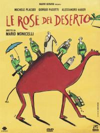 Le rose del deserto [Videoregistrazione] / diretto da Mario Monicelli ; sceneggiatura di Mario Monicelli, Domenico Saverni, Alessandro Bencivenni