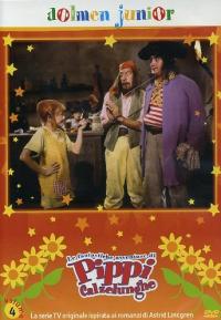 Le fantastiche avventure di Pippi Calzelunghe [DVD] / la serie TV originale ispirata ai romanzi di Astrid Lindgren. 4