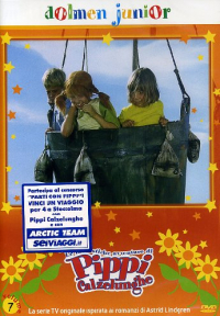 7: Le fantastiche avventure di Pippi Calzelunghe