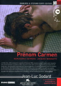 Prénom Carmen [Videoregistrazione]