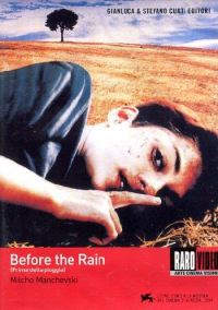 Before the rain [Videoregistrazione]