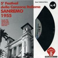 5. festival della canzone italiana, Sanremo 1955
