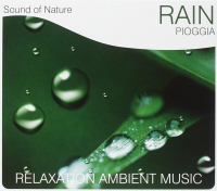 Sound of nature. Rain