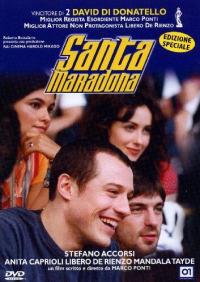 Santa Maradona [VIDEOREGISTRAZIONE]