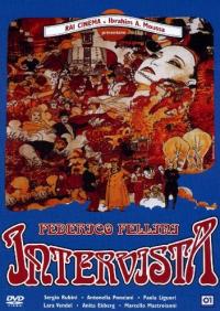 Intervista [DVD] / un film di Federico Fellini ; soggetto e sceneggiatura di Federico Fellini ; musica di Nicola Piovani