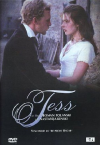 Tess [DVD] / un film di Roman Polanski ; sceneggiatura Gerard Brach, John Brownjohn, Roman Polanski ; musiche originali Philippe Sarde
