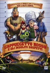 Cappuccetto Rosso e gli insoliti sospetti [DVD]