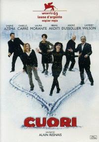 Cuori [DVD] / un film di Alain Resnais ; musica Mark Snow