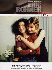 Racconto d'autunno [DVD] / regia di Eric Rohmer ; soggetto e sceneggiatura di Eric Rohmer ; musiche Claude Marti