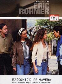 Racconto di primavera [DVD] / regia di Eric Rohmer ; soggetto e sceneggiatura Eric Rohmer ; musiche Pascal Ribier