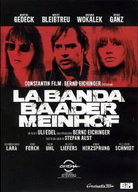 La banda Baader Meinhof