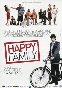 Happy family [DVD] / regia di Gabriele Salvatores ; sceneggiatura di Alessandro Genovesi e Gabriele Salvatores