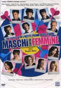Maschi contro femmine [DVD]