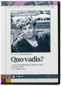 Quo vadis? [DVD] / con Klaus Maria Brandauer, Barbara De Rossi e Max Von Sydow ; dal romanzo di Henryk Sienkiewicz ; regia di Franco Rossi