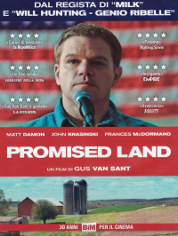Promised land [Videoregistrazione]/ un film di Gus Van Sant