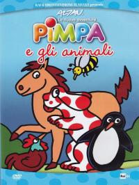 Pimpa e gli animali
