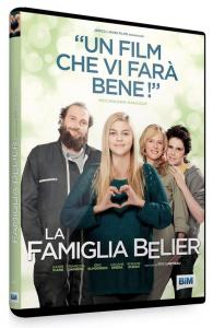 La famiglia Belier [DVD] / un film di Eric Lartigau ; [con] Karin Viard, François Damiens, Eric Elmosnino, Louane Emera, Roxane Duran