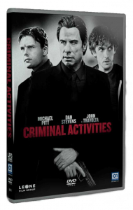 Criminal activities [DVD]