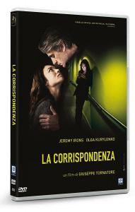 La corrispondenza [DVD] / un film di Giuseppe Tornatore ; [con] Jeremy Irons, Olga Kurylenko
