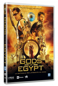 Gods of Egypt [VIDEOREGISTRAZIONE]