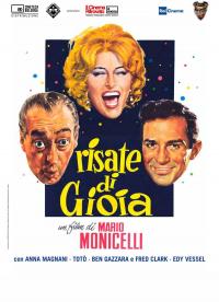 Risate di gioia [DVD] / un film di Mario Monicelli ; [con] Anna Magnani, Totò, Ben Gazzara ... [et al.]