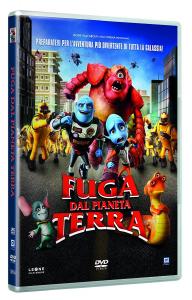 Fuga dal pianeta terra [DVD]